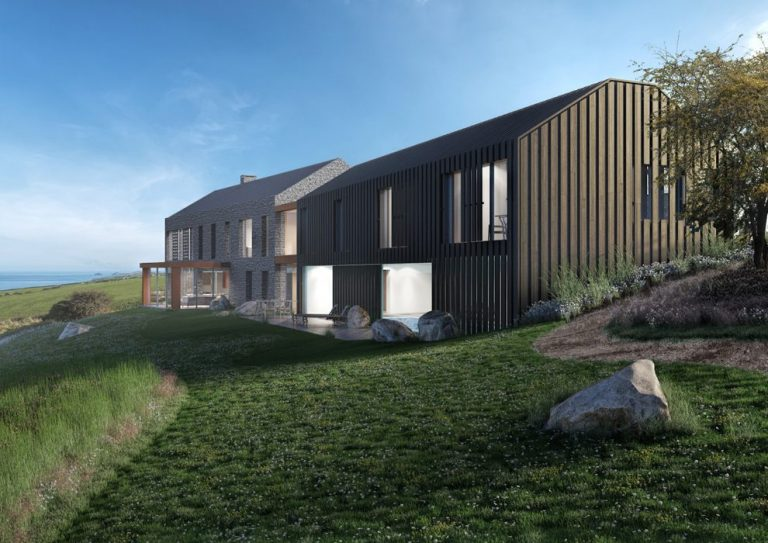 Credit Archilime Visualisations (supplied by Woodford Architecture)