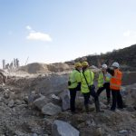 Carnsew quarry client consultation