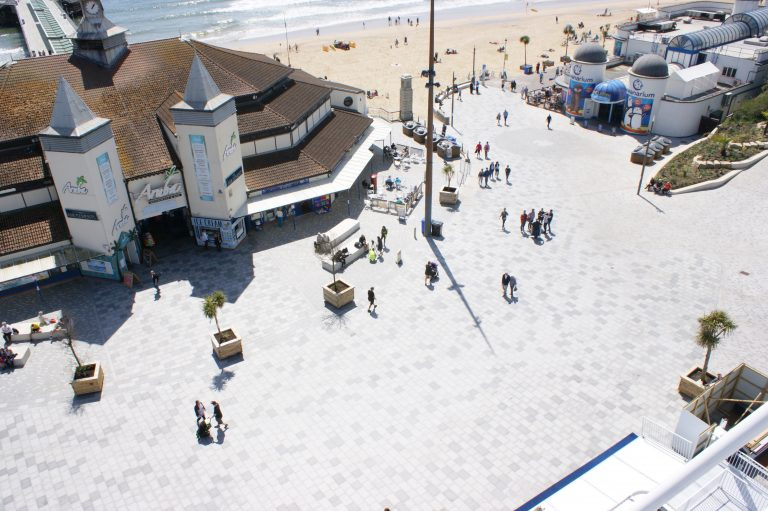 Bournemouth Pier Approach May 2018
