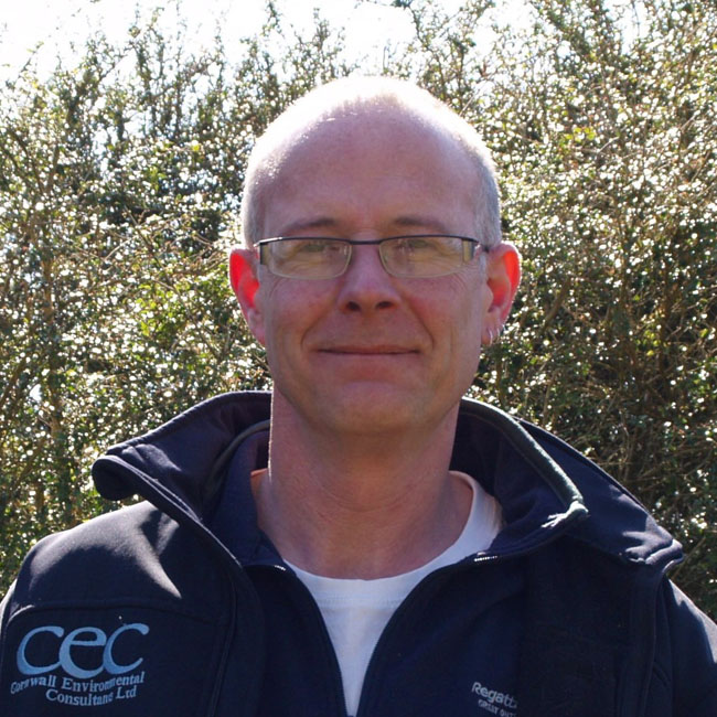 Dave Hunter - Bat Ecologist / Project Manager